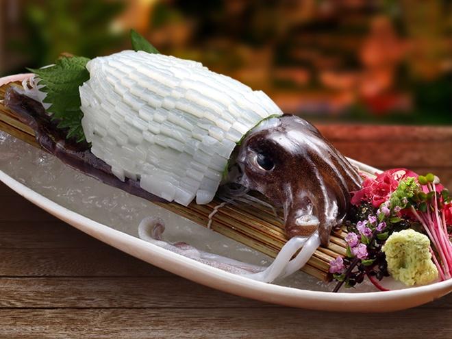 6 loai hai san tuoi ngon lam nen mon sashimi tru danh hinh anh 8