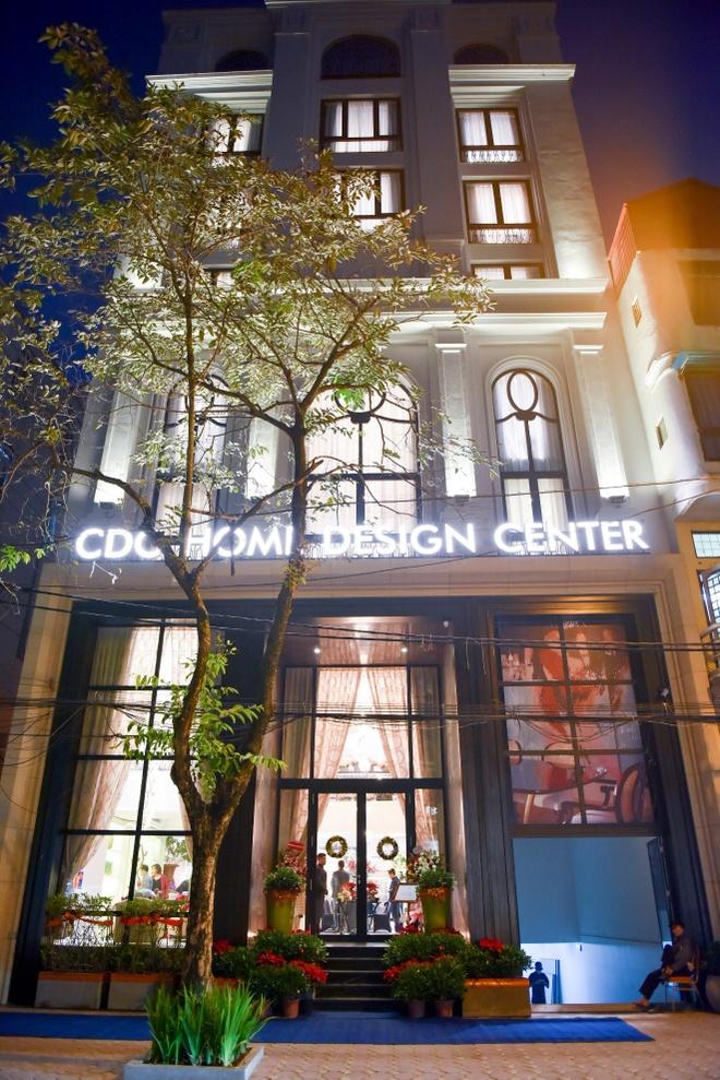 Khong khi Giang sinh tran ngap CDC Home Design Center hinh anh 9