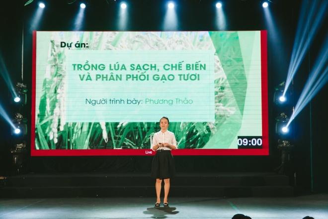 3 du an khoi nghiep thiet thuc tai 'Chinh phuc uoc mo' hinh anh