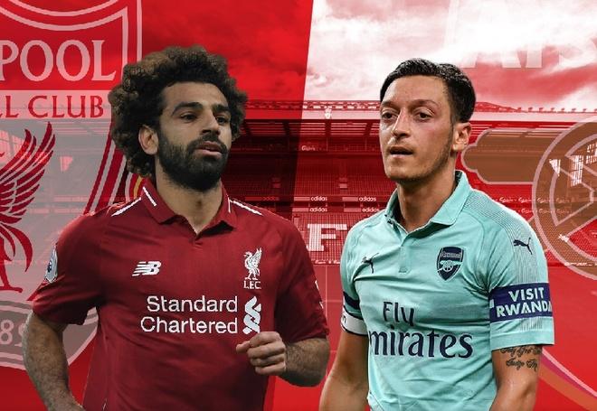 Liverpool gap kho o hang thu, Arsenal nuoi co hoi chien thang hinh anh