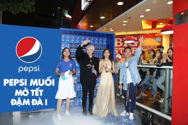 Pepsi Muoi truyen cam hung 'mo Tet dam da' hinh anh 8