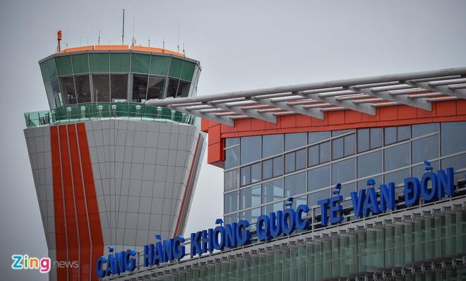 Cảng hàng không quốc tế Vân Đồn sẽ khai trương ngày 30/12