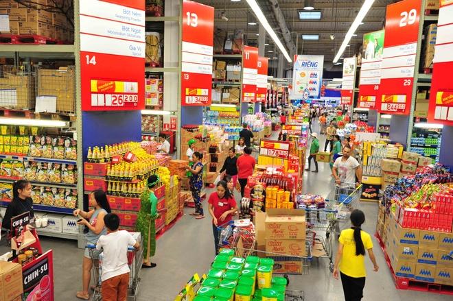 Chuong trinh khuyen mai Tet Duong lich tai MM Mega Market hinh anh 1