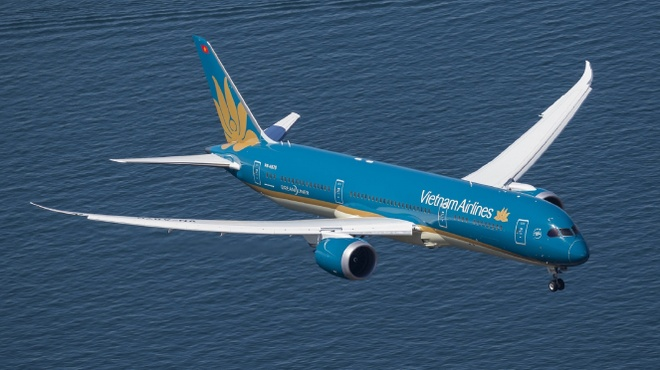 Vietnam Airlines thu ve gan 2.800 ty dong nam 2018 hinh anh 1