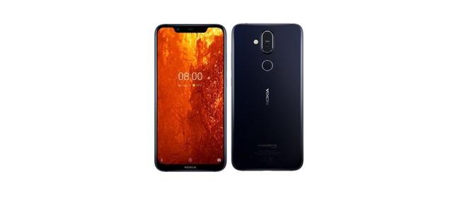 Nokia 8.1 - ban dong hanh cua tin do xe dich hinh anh 1