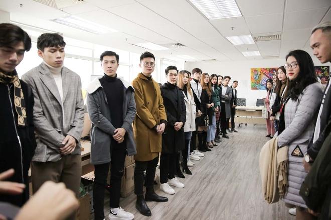 Dan mau Ha thanh casting cho show dien cua Thien Phat Design hinh anh 2