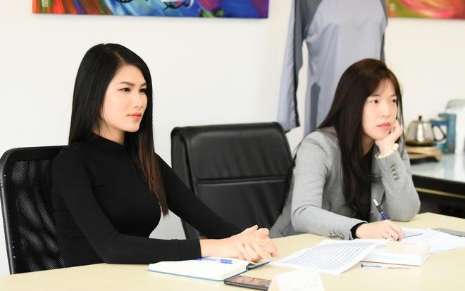 Dan mau Ha thanh casting cho show dien cua Thien Phat Design hinh anh 5