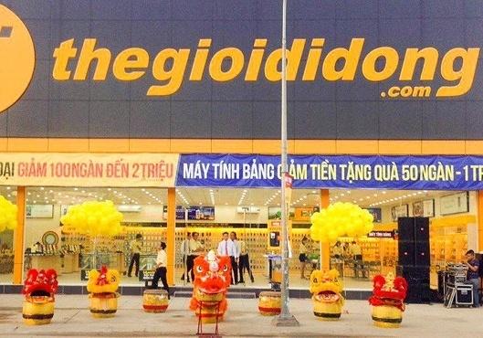 The Gioi Di Dong dat muc tieu doanh thu 100.000 ty nam 2019 hinh anh
