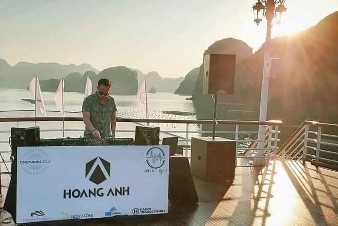 DJ Hoang Anh chia se ve du an am nhac sap ra mat hinh anh 3