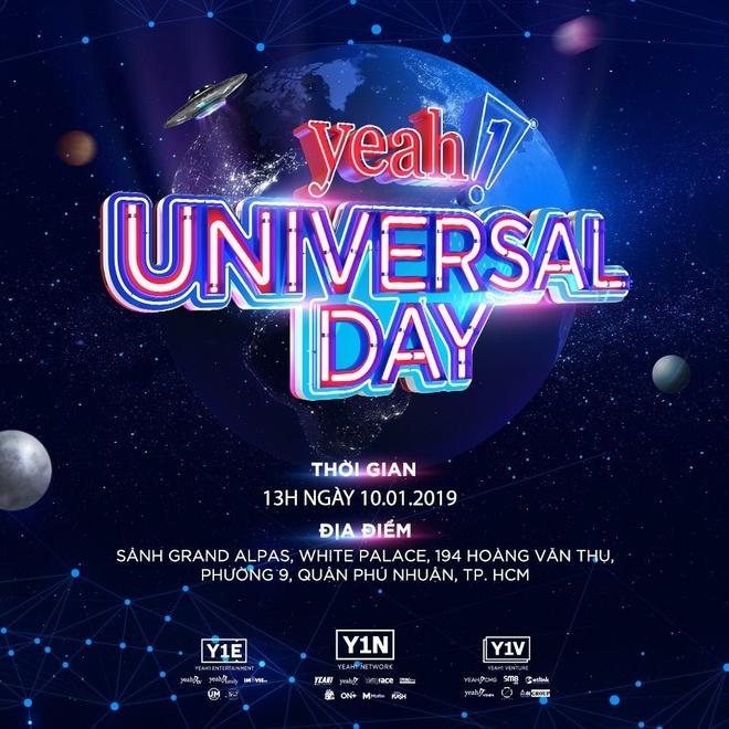 Yeah1 Universal Day - le hoi cho nhung nguoi dam me sang tao hinh anh 1