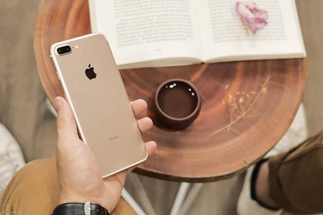 Cach chon mua iPhone 7 Plus, 8 Plus va iPhone X cu choi Tet hinh anh 2