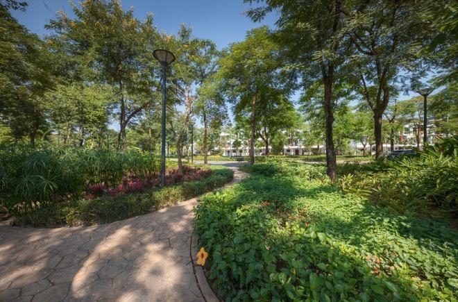 Gamuda Garden – dự án biệt thự đa phong cách trong lòng thủ đô