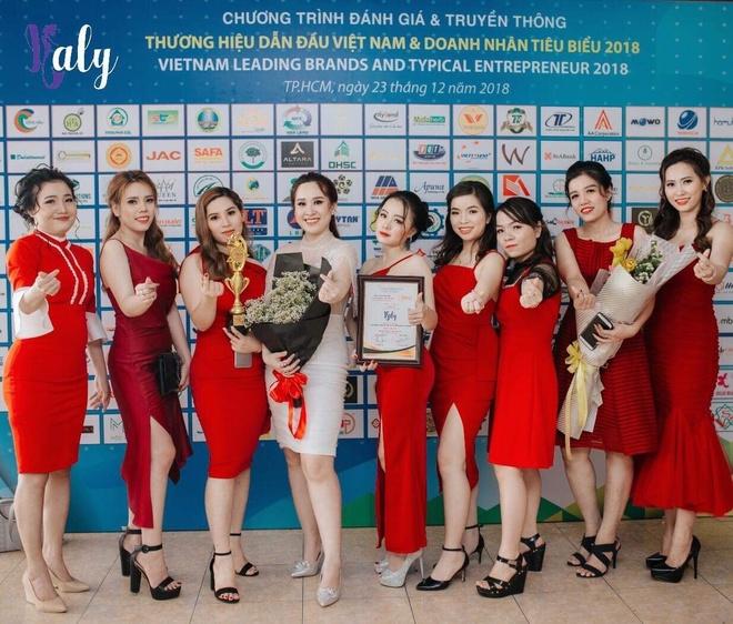My pham Haly vao top 100 thuong hieu dan dau Viet Nam hinh anh 4