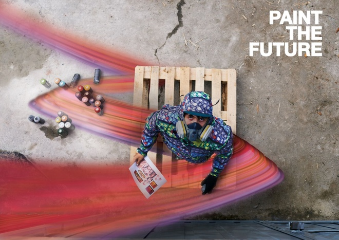 Co hoi den Amsterdam voi thu thach 'Paint the future' hinh anh 1
