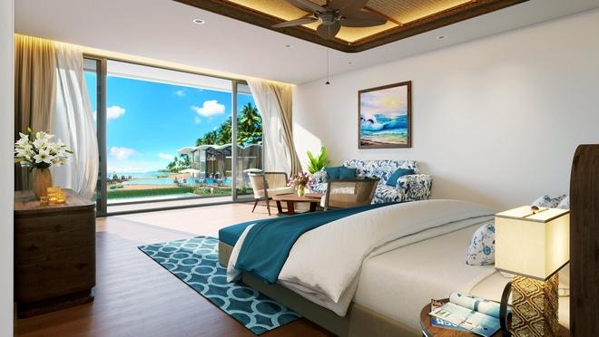 Resort phong cach My tai Phu Quoc mo cua don khach truoc Tet Nguyen dan hinh anh 2