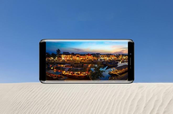 Asanzo ra mat smartphone A1 chay Android Go, gia duoi 2 trieu dong hinh anh