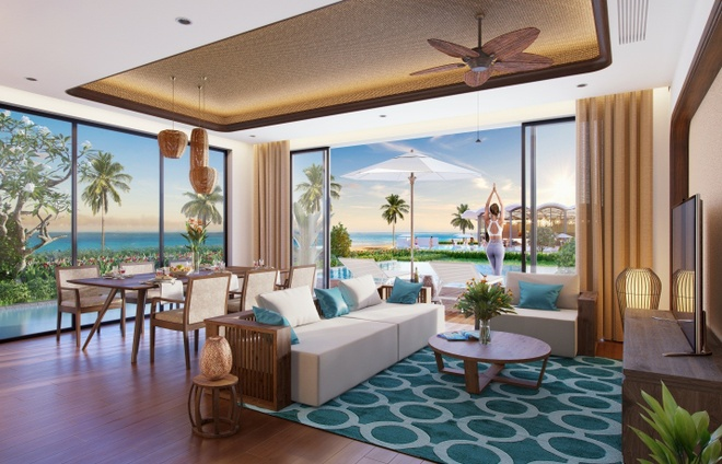 Resort phong cach My tai Phu Quoc mo cua don khach truoc Tet Nguyen dan hinh anh 3