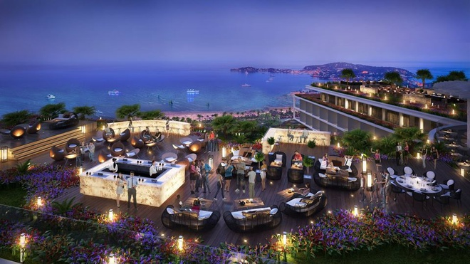 Resort phong cach My tai Phu Quoc mo cua don khach truoc Tet Nguyen dan hinh anh 4