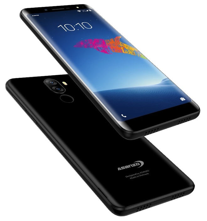 Asanzo ra mat smartphone A1 chay Android Go, gia duoi 2 trieu dong hinh anh 1
