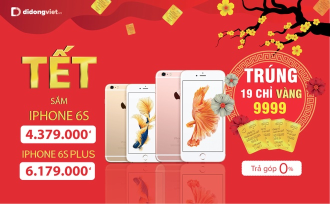 4 ly do khien iPhone 6S, 6S Plus van thu hut nguoi dung hinh anh 4