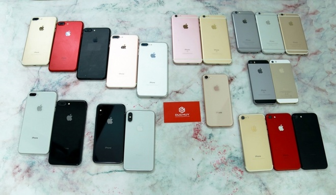 iPhone 5S chua kich hoat ve gia 2,4 trieu tai Duc Huy Mobile hinh anh 3