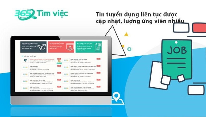Tim viec tai Bac Ninh don gian, hieu qua voi Timviec365.vn hinh anh 1