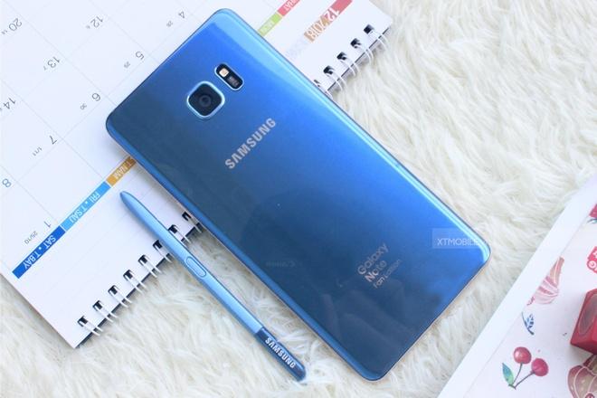Galaxy Note FE cu giam 1 trieu, tang qua 500.000 dong tai XTmobile hinh anh 3