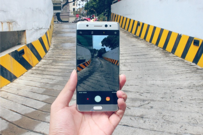Galaxy Note FE cu giam 1 trieu, tang qua 500.000 dong tai XTmobile hinh anh 4