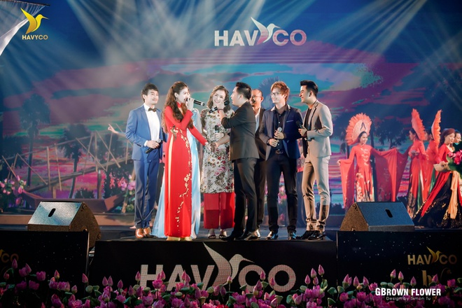 Chuong trinh 'Havyco by night' ket noi van hoa 3 mien hinh anh 2