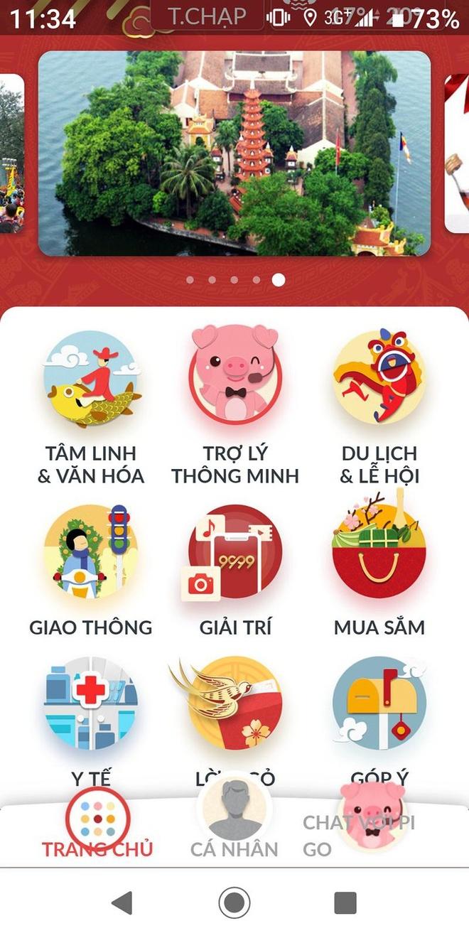 Vua ra mat, ung dung 9999 Tet vao top 5 yeu thich tren App Store Viet hinh anh 3