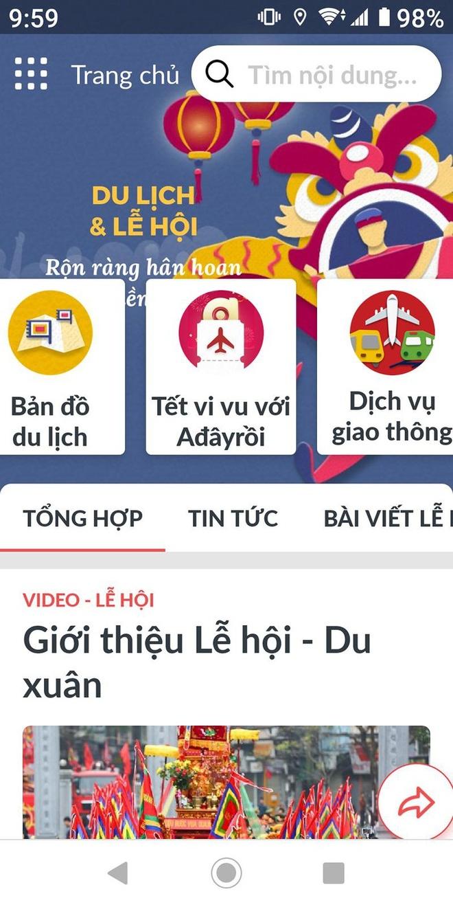 Vua ra mat, ung dung 9999 Tet vao top 5 yeu thich tren App Store Viet hinh anh 4