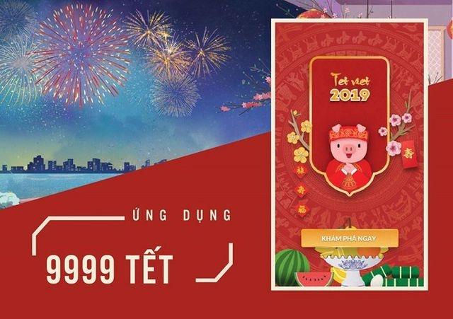 Vua ra mat, ung dung 9999 Tet vao top 5 yeu thich tren App Store Viet hinh anh 5
