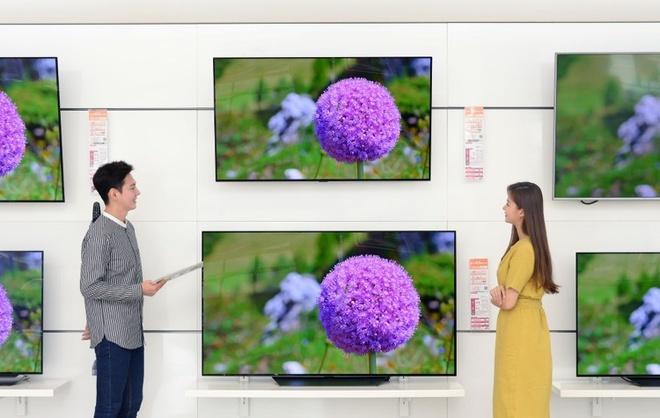 Can can nhac gi khi chon mua TV 4K? hinh anh 1