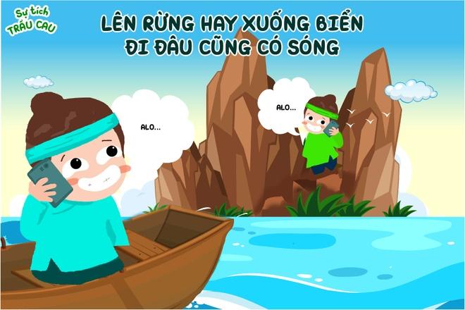 Neu co dien thoai, chuyen co tich da khong ket thuc buon nhu the hinh anh 4