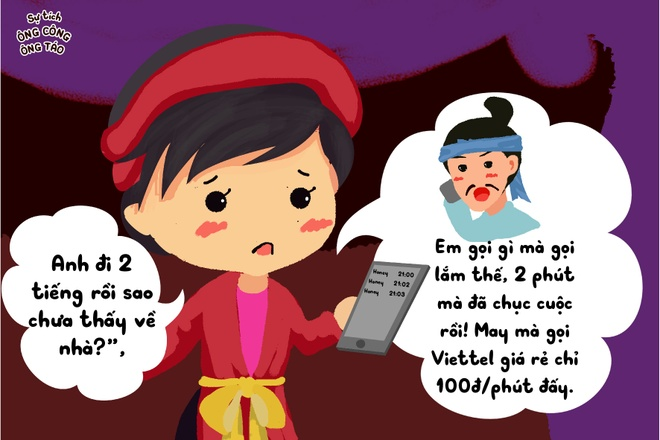 Neu co dien thoai, chuyen co tich da khong ket thuc buon nhu the hinh anh 5