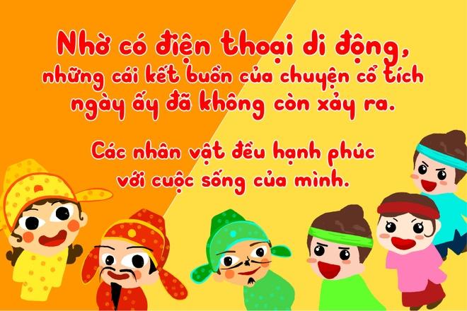Neu co dien thoai, chuyen co tich da khong ket thuc buon nhu the hinh anh 6