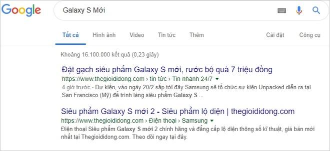Day la cac con so chung minh suc hut cua Galaxy S10 tai Viet Nam hinh anh 2