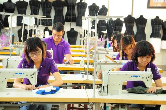 Cử nhân ngành dệt may - nguồn nhân lực lớn của các công ty thời trang