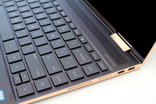 Laptop HP Spectre x360 mong nhe, bao mat tot, phu hop voi doanh nhan hinh anh 2