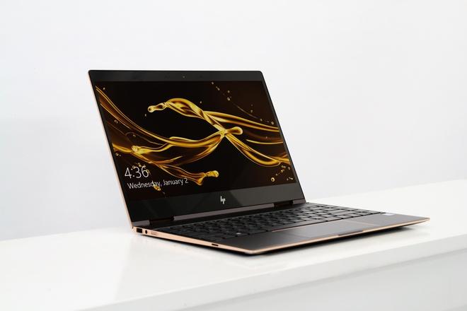 Laptop HP Spectre x360 mong nhe, bao mat tot, phu hop voi doanh nhan hinh anh 3