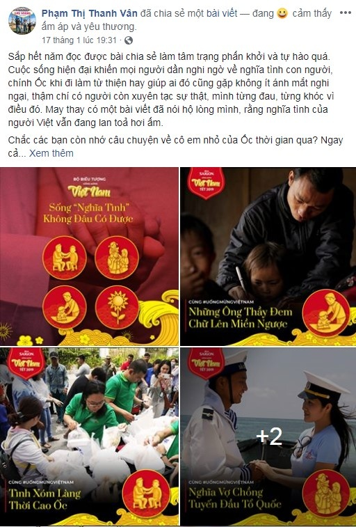 Oc Thanh Van, BLV Quang Huy chia se bo icon ve duc tinh cua nguoi Viet hinh anh 1