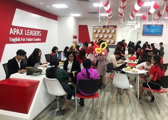 Apax Leaders khai truong 5 chi nhanh tai Ha Noi hinh anh 1