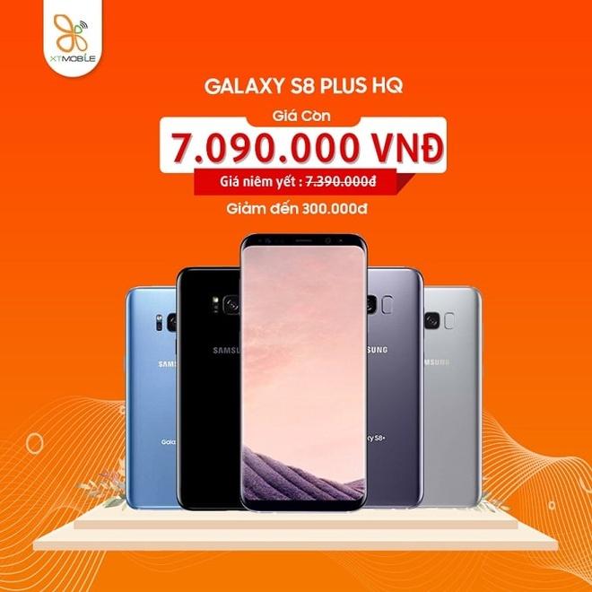 Galaxy Note 8, S8 Plus giam den 1 trieu dong tai XTmobile Vo Van Ngan hinh anh 3
