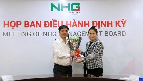 Tap doan giao duc Nguyen Hoang thanh lap ban dai hoc va hoi dong DH hinh anh 1