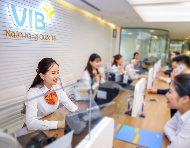 VIB dat muc tieu tang 24% loi nhuan trong nam 2019 hinh anh 1