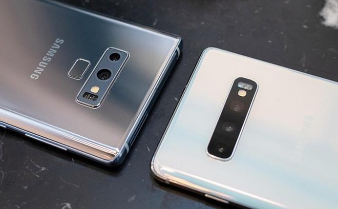 Nen chon Samsung Note 9 hay Galaxy S10 Plus? hinh anh 2