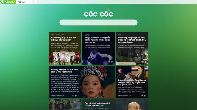 Coc Coc Newtab 4.0 co nhung tinh nang nao hap dan nguoi dung? hinh anh 3