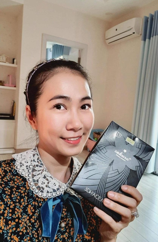 Mau mat na 3D tu Nhat duoc Thanh Hang yeu thich hinh anh 6