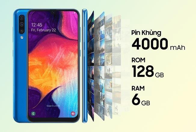 Nhan qua 'hot' khi mua Galaxy A50 ban 128 GB doc quyen tai TGDD hinh anh 2