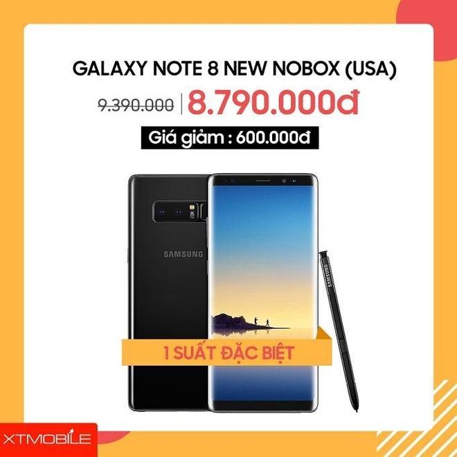 Galaxy Note 8, iPhone 6S Plus, Vsmart giam 1 trieu tai XTmobile hinh anh 3
